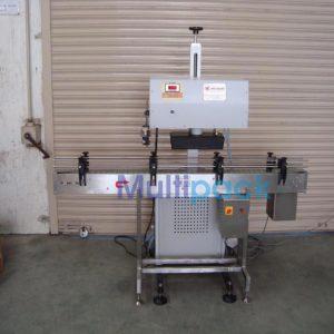 Indication Cap Sealing Machine On-line
