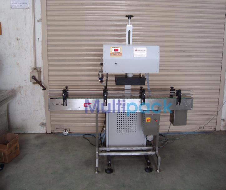 Indication Cap Sealing Machine On-line