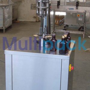 Semi Automatic ROPP Cap Sealing Machine –40R GMP Model