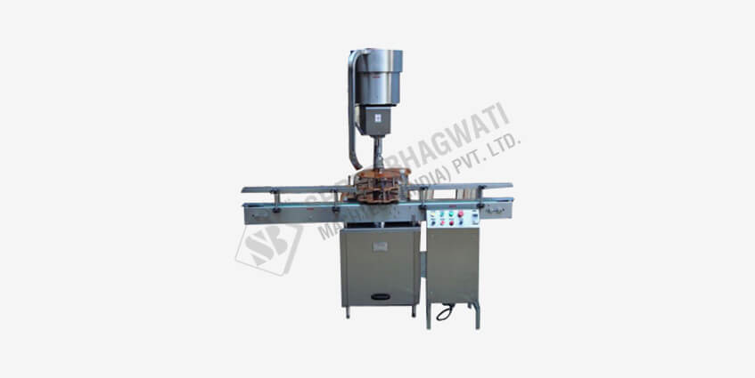 Bottle Capper Machine
