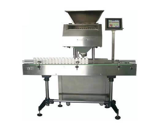 Electronic Type Tablet/Capsule Counting & Filling Machine GMP Model